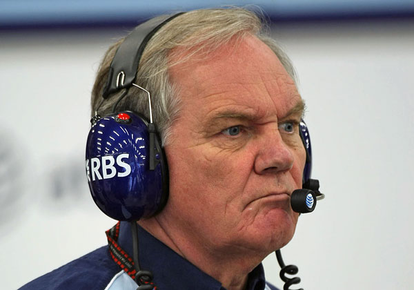 Patrick Head, co-fundador de Williams (Foto: williams F1)